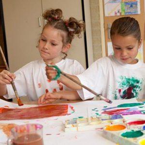 فواید آموزش نقاشی به کودکان از دیدگاه روانشناسی