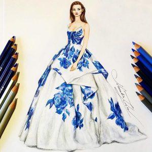 موفقیت در طراحی لباس