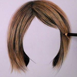 کسب انواع مهارت ها در نقاشی با مداد رنگی مبتدی