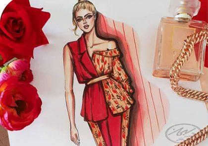طراحی لباس چیست و مهارت های مورد نیاز برای طراح لباس کدامند؟