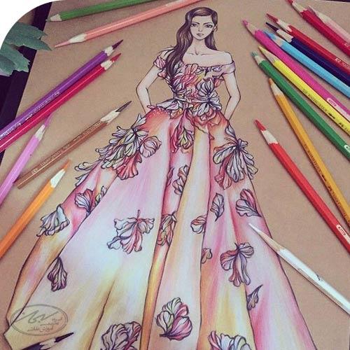 آموزش های مورد نیاز طراح لباس